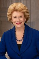 Debbie Stabenow, official photo, 116th Congress.jpg
