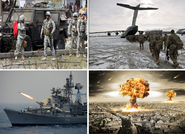 WWIII collage