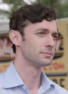 Jon Ossoff on Showtime (cropped)