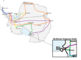 Antarctica High Speed Rail System