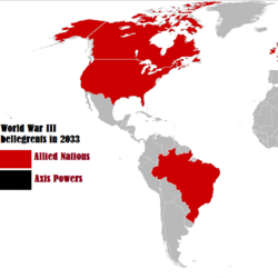 World War III (The Great Asiatic War)