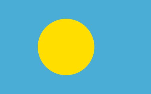 Country data Palau