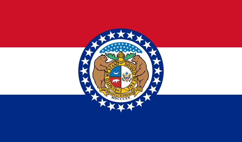 Country data Missouri