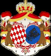 Монегаския герб
