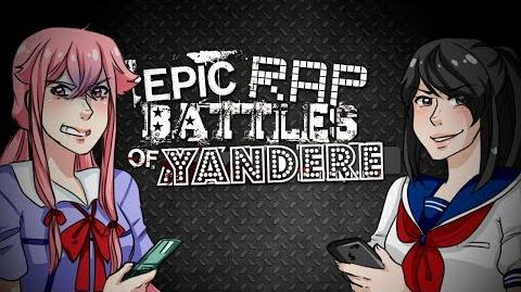 『Yandere Simulator』Epic Rap Battles of YANDERE - Yuno vs Ayano