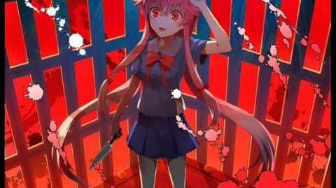 RED Love - Theme of Gasai Yuno (Denial Love)