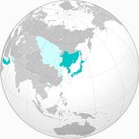 Localización de Corea