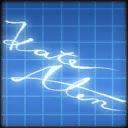 Kate alen autograph