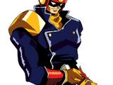 Captain Falcon (Anime)