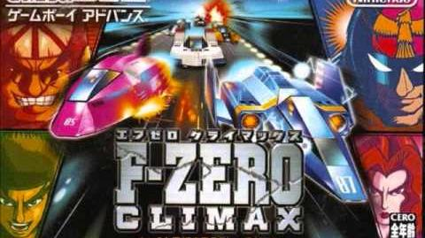 F-Zero Climax - Red Canyon