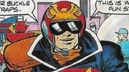 The Story of Captain Falcon F-Zero Comic Dub