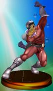 Captain Falcon Trophy (Smash 2)