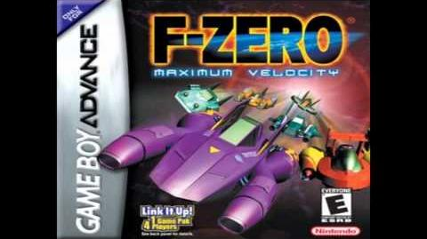 F-Zero Maximum Velocity Track 10 Ancient Mesa