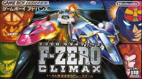 F-Zero Climax Music Fire Field