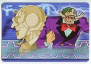 Mister Zero F-Zero GP Legend E-Reader Card (Japan)