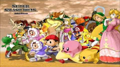 18 - Big Blue - Super Smash Bros. Melee OST