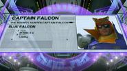 Captain Falcon GX Story Mode Intro