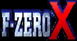 F-Zero X Logo.png