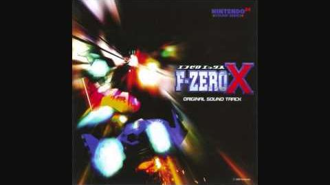The long distance of murder (Red Canyon) - F-Zero X OST