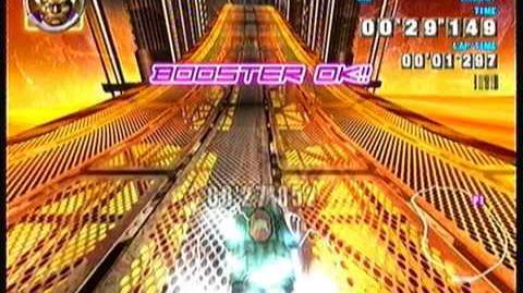"F-ZERO GX Fire Field - Undulation - 1'15""780 【WR】"