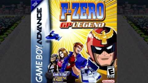 Lightning - F-Zero GP Legend OST