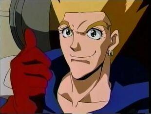 F-Zero: GP Legend (Anime)