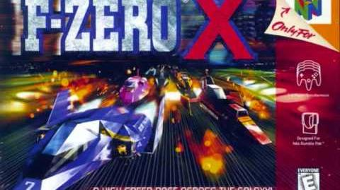 F-Zero X Music Fall down to the scream (Sand Ocean Fire Field)