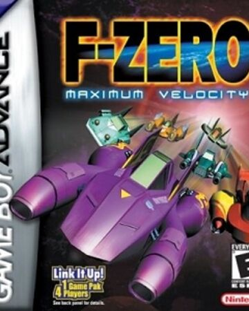 F Zero Maximum Velocity F Zero Wiki Fandom