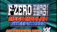 """FoxBox """"F-Zero Zero Zero Mega Moolah Sweepstakes"""" Promos, Bumpers & Segments (2004)"""