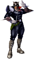Captain Falcon (GX-AX) P2