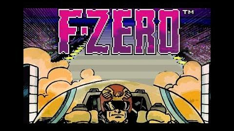 F-Zero The Story of Captain Falcon English Motion Comic Fandub
