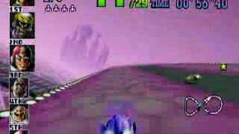 N64 F-Zero X - Mute City