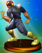 Captain Falcon Trophy (Smash)