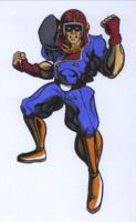 Captain Falcon F-Zero X Artwork (Beta)