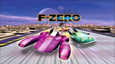 F-Zero Maximum Velocity Music Silence