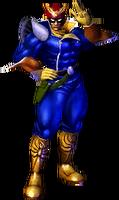 Captain Falcon (GX-AX) P1