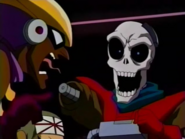 F-Zero GP Legend (Anime) Baba and The Skull