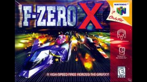 F-Zero X Music - Crazy Call At Cry (Port Town)