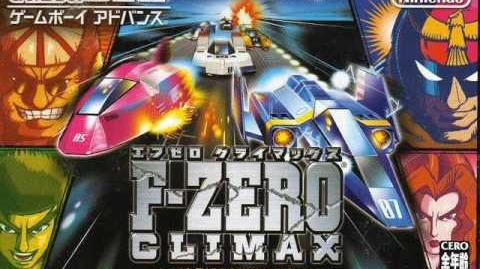 F-Zero Climax music - White Land