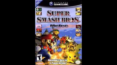 Super Smash Bros. Melee Soundtrack Mach Rider (1080p)