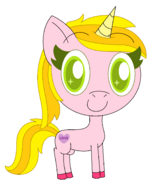 MLP G5.5 Character - Candy Blossom