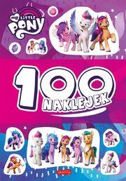 My Little Pony. 100 naklejek. Wydanie filmowe.jpg