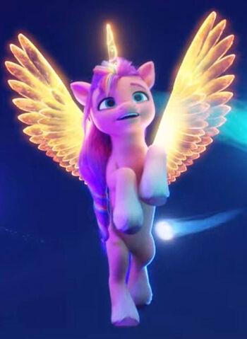 As an Alicorn