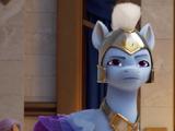 Unnamed Blue Pegasus Guard