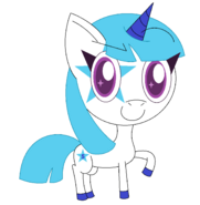 MLP G5.5 Character - Fivey Fives