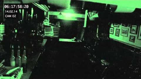 Ghost Caught On Camera At Ye Olde Man and Scythe
