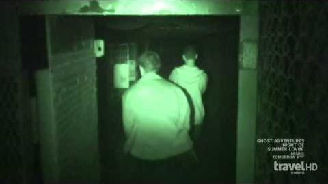 Ghost Adventures- Moundsville Penitentiary