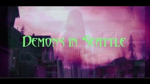 "Demons in Seattle - ""Shadow Baby"" ONE - February 2016"