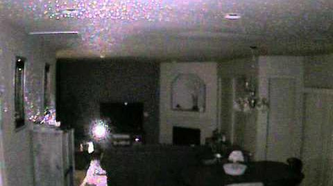 Ghosts in Living Room