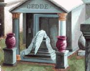 Gedde Tomb